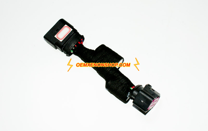audi a4 rs4 s4 b8 xenon led headlight fault oem d3s. Black Bedroom Furniture Sets. Home Design Ideas