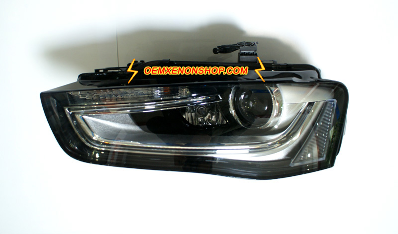 Audi A4 Rs4 S4 B8 Xenon Led Headlight Fault Oem D3s