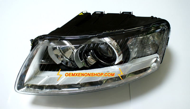 Audi A6 RS6 S6 C6 OEM Xenon Headlight Stopped Working