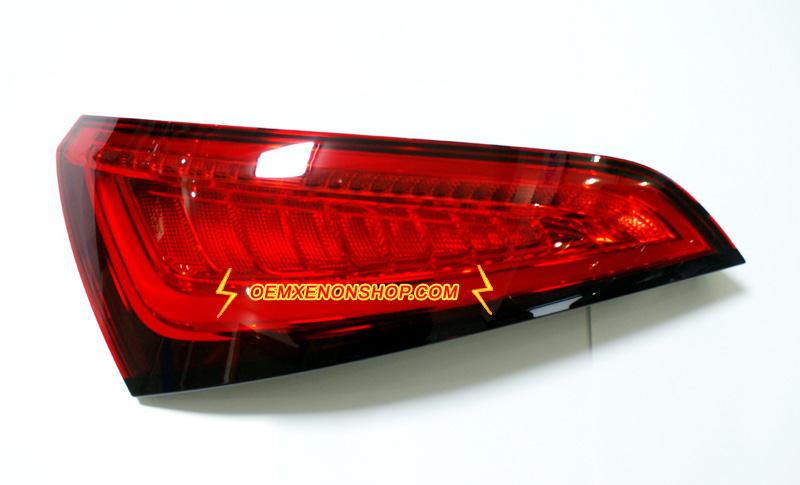 Audi Q5 Xenon Headlight Problem Ballast Bulb DRL Control Unit Module Lens Cover Projector ...