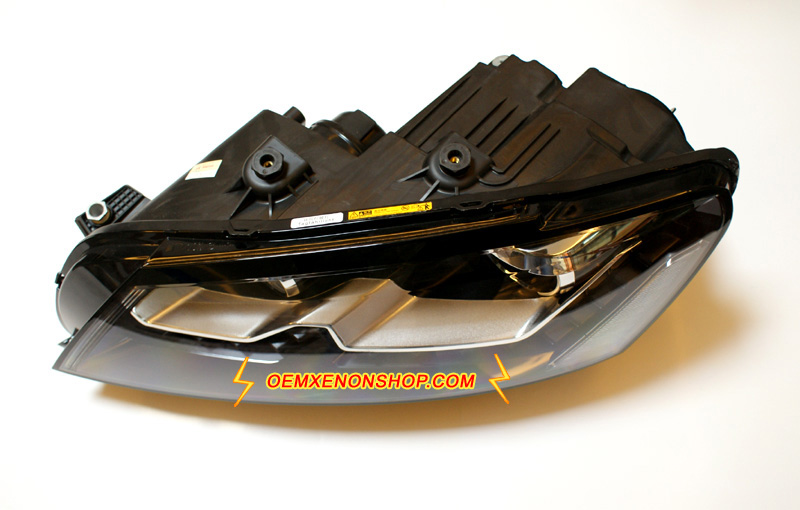 Vw Passat B7 Original Headlight Fault Hid Ballast Bulb Control Unit Module Replace