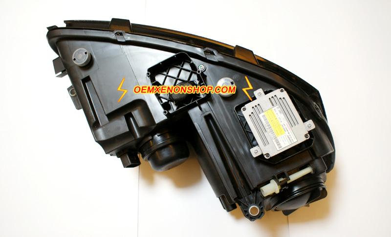 VW Passat B7 Original Headlight Fault HID Ballast Bulb