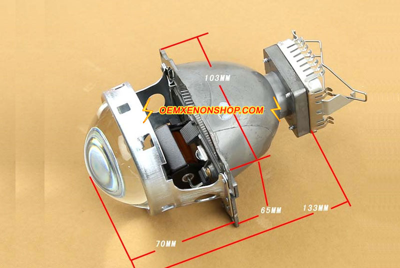 Audi Q5 Xenon Headlight Problem Ballast Bulb DRL Control Unit Module Lens Cover Projector ...