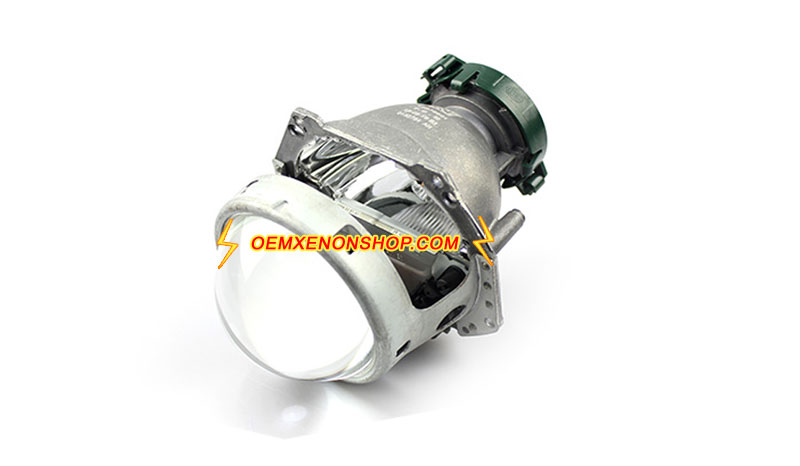 BMW Z4 E89 OEM Headlight HID Bi-Xenon Low Beam D1S Projector Reflector Bowls Replacement