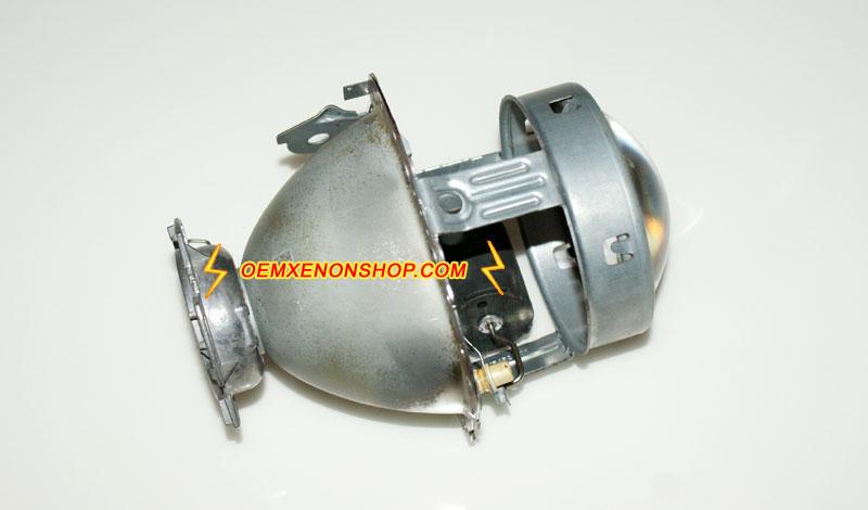 Mercedes benz w209 clk270 clk320 clk350 clk500 clk550 for Mercedes benz headlight problems