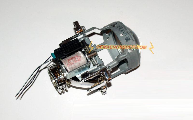 VW Passat CC Xenon Headlight Problems Ballast Bulb Control