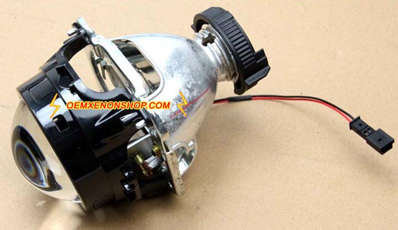 VW Tiguan OEM Bi-Xenon Headlight Problems Ballast Bulb Control Unit Replace