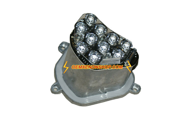 Bmw 5 Series Oem Xenon Headlight Led Turn Signal Module