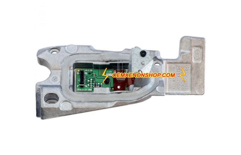 BMW 5Series F10 F11 F07 F18 OEM Full LED Adaptive Headlight Problems