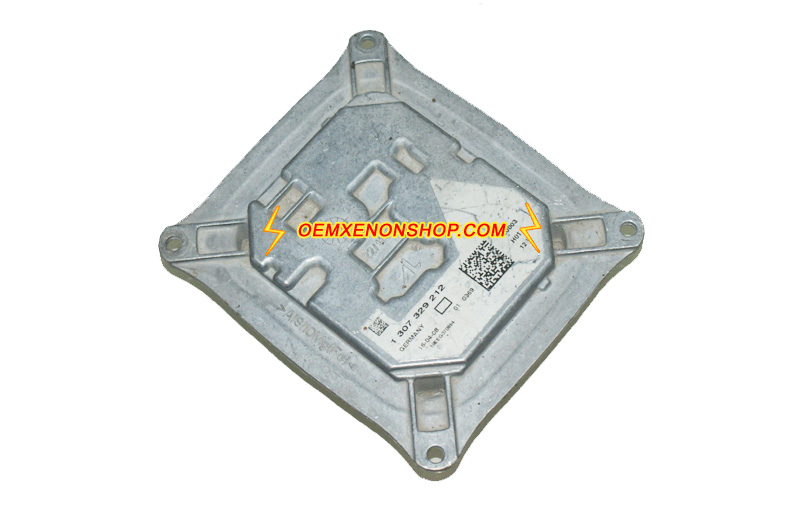 Bmw 6 Series E64 Lci Factory Xenon Headlight Ballast Bulb Control Unit Projector Reflector Replacing