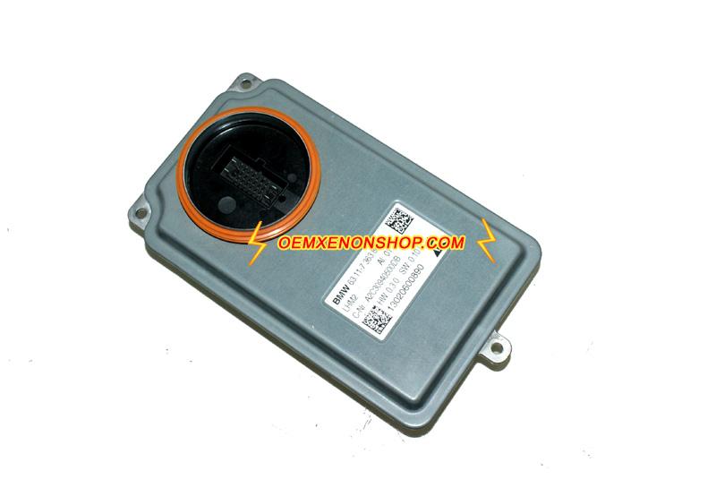 BMW 7Series F01 F02 F03 F04 LCI LED Adaptive Headlamp Problems
