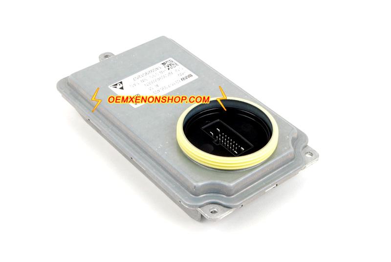 BMW X3 F25 LED Adaptive Headlight Flicker Fault Control Unit Main