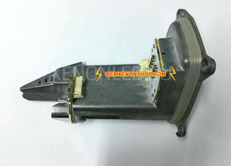 Bmw X5 F15 Adaptive Led Headlight Problems Control Unit