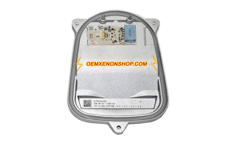 Mercedes-Benz A-Class W176 OEM Full LED Headlight Fault