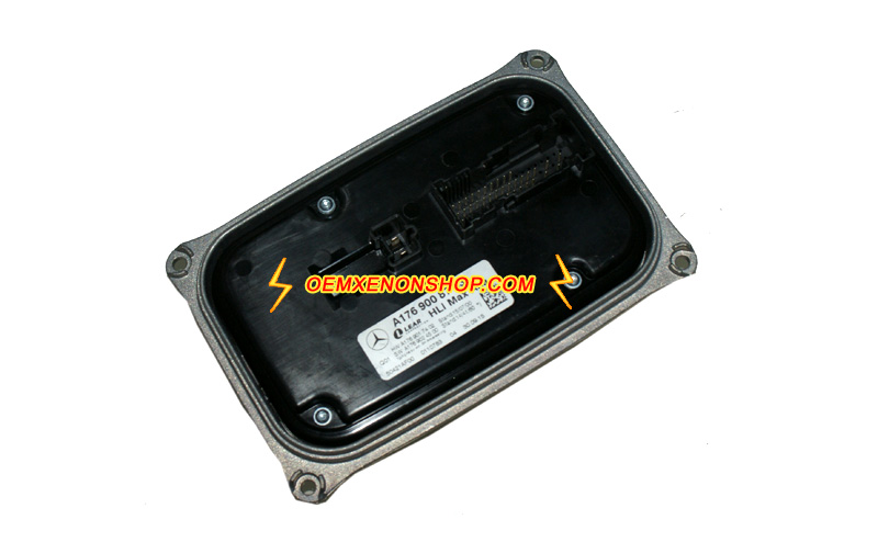 Mercedes benz b class w246 oem full multibeam led for Mercedes benz headlight problems