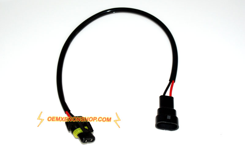 9006 Hb4 Wiring Harness Connectors Plugs: 9006 Hb4 Wiring Harness At Johnprice.co