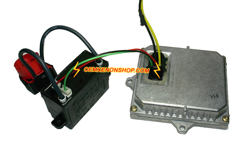 E46 Xenon Wiring Harness Oem - Wiring Diagram Work on
