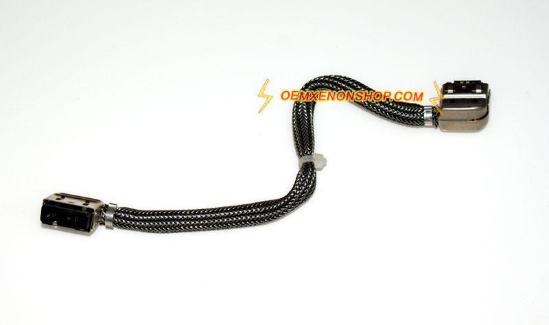 Bmw 6 Series E64 Lci Factory Xenon Headlight Ballast Bulb Replacing