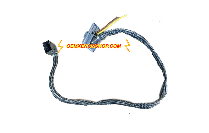 KIA Sorento Headlight Xenon HID Ballast To D1S Igniter Wires Cable Connector kia sorento naza oem xenon headlamp ballast bulb computer replace 2013 kia sorento headlight wiring harness at reclaimingppi.co