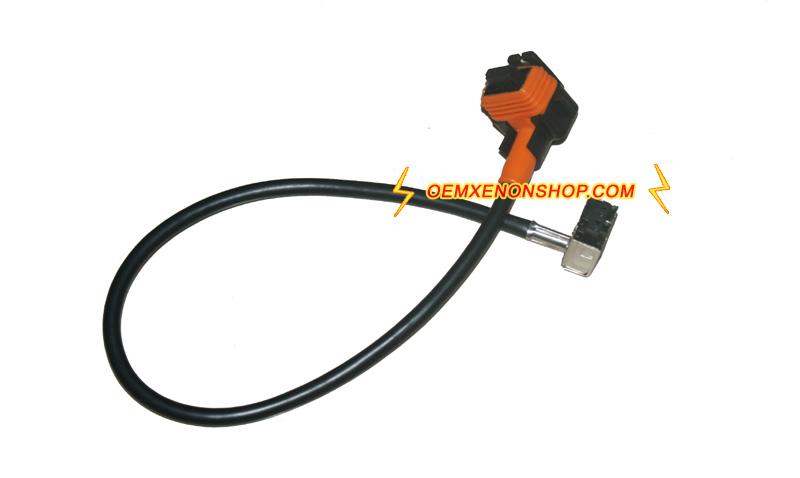 Lincoln Mkx Xenon Hid Headlamp Issue Low Beam Ballast Bulb