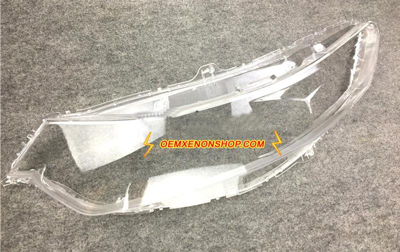Acura TSX Original Headlight HID Problems Xenon Ballast Bulb