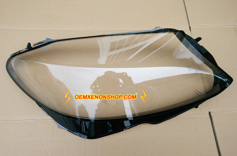 Mercedes benz w204 c180 c200 c260 c300 c350 c63 amg oem for Mercedes benz headlight lens