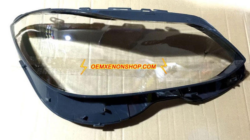 Mercedes benz w211 e300 e320 e350 e420 e500 e550 e63 amg for Mercedes benz headlight replacement