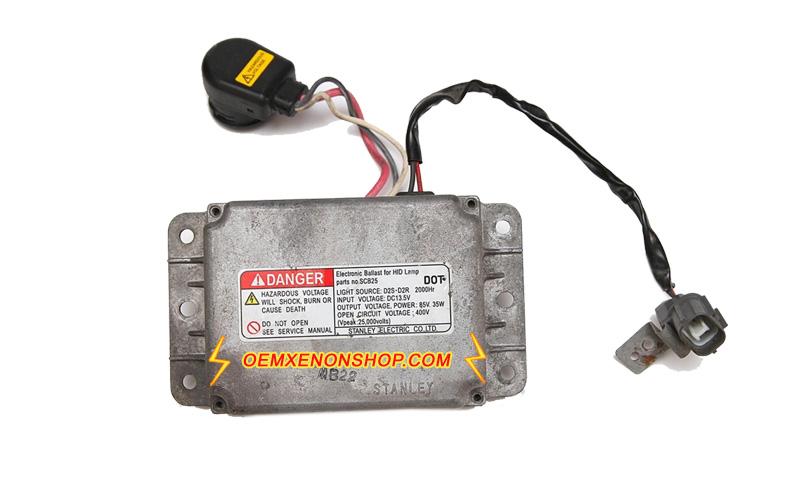 Acura Cl S Oem Hid Xenon Headlight Ballast Control Unit 33144 S3m