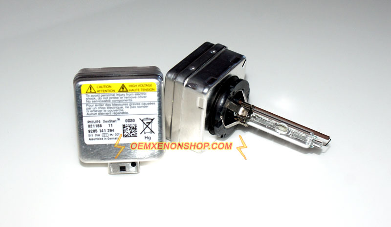 Audi A3 Bi Xenon Headlight Flicker Oem D1s Bulb Ballast Change