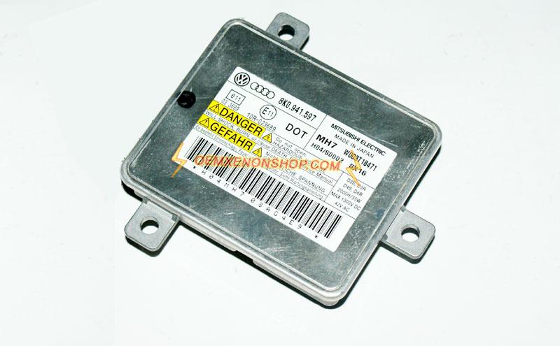 Audi A3 Xenon Headlight Oem Bulb Ballast Problem Parts
