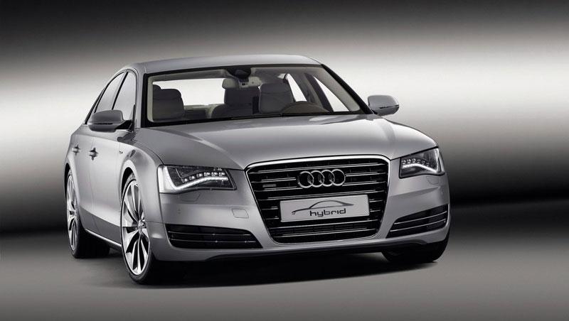 Audi A8 Headlights : Audi a l led original headlight oem power module parts