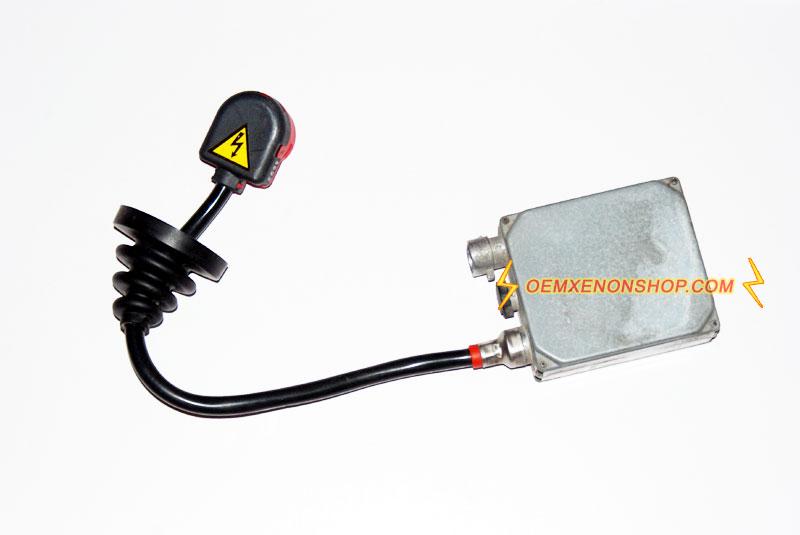 Bmw 5 Series E39 Xenon Headlight Problem Oem Ballast Bulb Control Unit Change