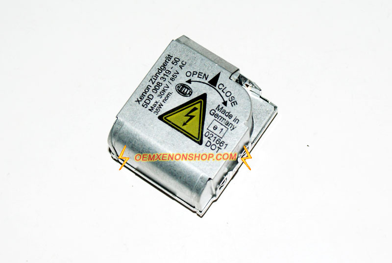 Bmw X5 E53 Oem Headlight Ballast Bulb Igniter Control Unit Replacement
