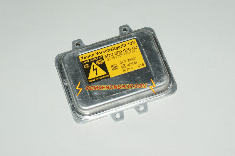 BMW 5 Series E61 E60 Xenon Headlight OEM Ballast Bulb ...