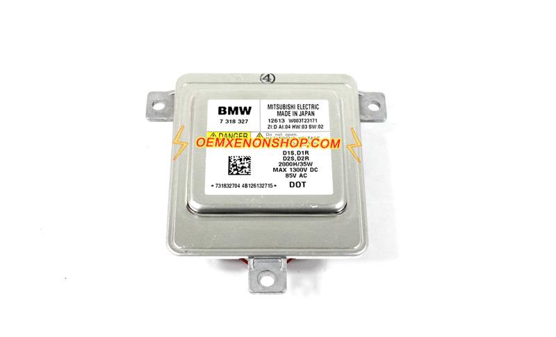 Bmw M6 F12 F13 Xenon Hid Headlight Flicker Oem Ballast