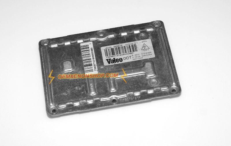 Chrysler 300 Xenon Headlight D1s Ballast 30674786 6 0 907 391 B