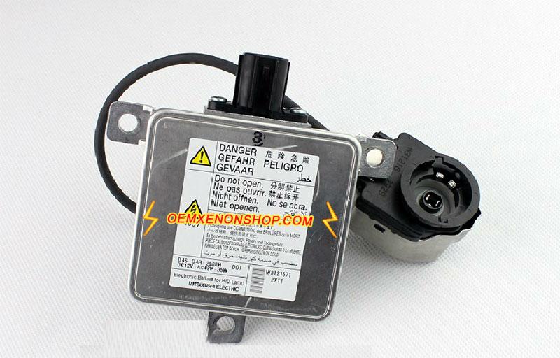 inc Replacement Xenon HID Bulb Honda Accord Type R