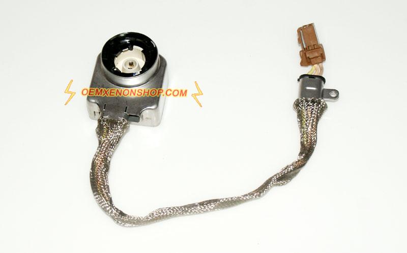 Acura Mdx Headlight Problems Oem Hid Xenon Bulb Ballast