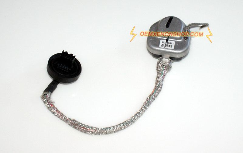 Mazda CX-9 Xenon HID Headlight Failure Ballast Control Unit D4S Bulb on