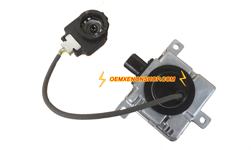 2x New OEM 13-15 Mazda CX9 Xenon HID Headlight Ballast /& Philips D4S Bulb
