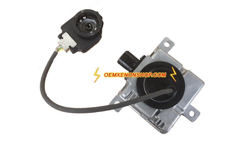Mazda3 Mazda 3 Oem Xenon Headlight Ballast Control Unit Module Part Bhn3 51 0h3