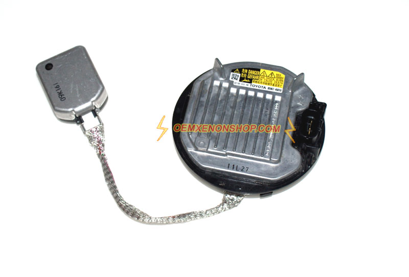 Mazda 6 Atenza OEM HID Headlight Control Unit D4S Ballast 510H3C