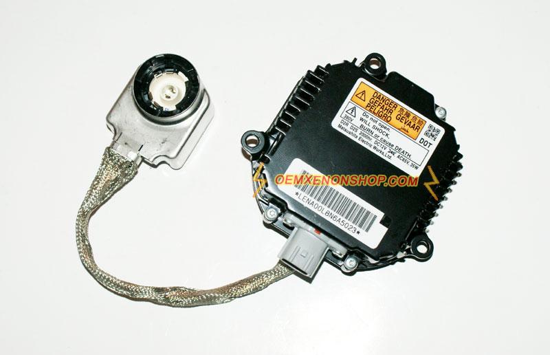 Nissan Navara Xenno Headlight Failure Oem Hid Ballast Bulb