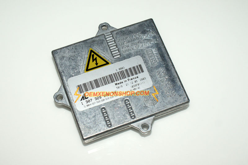 Opel Zafira A Xenon Headlight Fault Oem Ballast Bulb Igniter Control