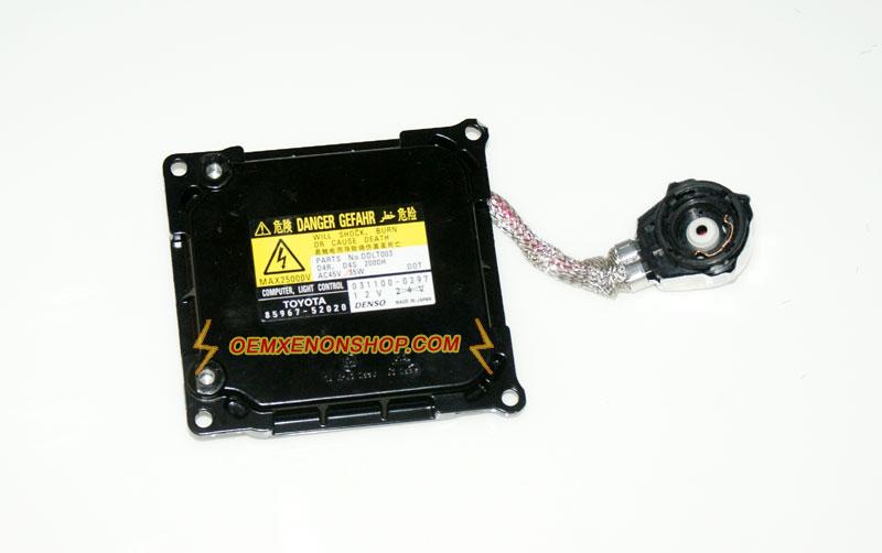 Subaru BRZ OEM Headlight HID Xenon Ballast Bulb Control Unit - Brz headlight wiring diagram