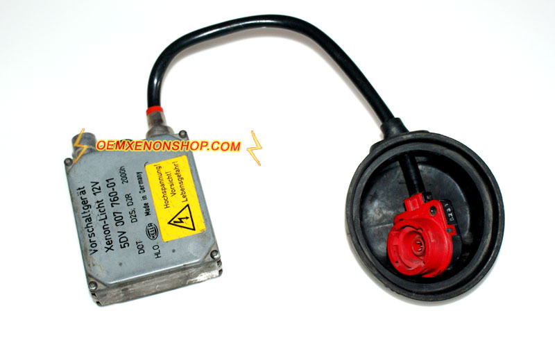 Volvo S40 V40 Factory HID Headlight Xenon D2R Control Unit